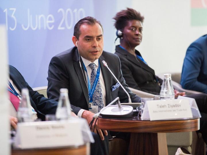 Глава AzerTelecom рассказал о программе «Digital HUB» и о цифровизации на бизнес-форуме ЕС-Азербайджан – ФОТО