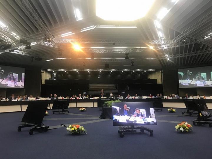 VI Всемирный конгресс новостных агентств завершил свою работу - ФОТО