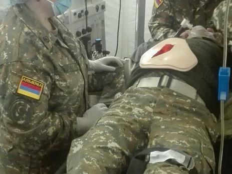 В зоне нагорно-карабахского конфликта убит армянский оккупант