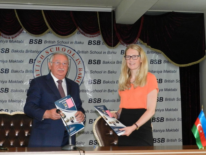 British School в Баку представляет новую программу Foundation – ФОТО
