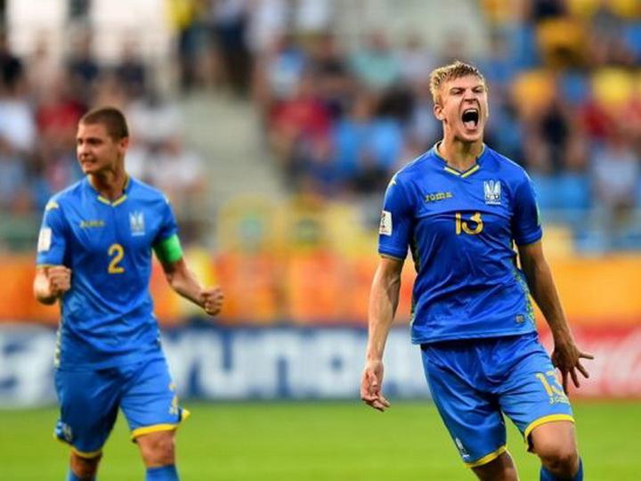 Украина впервые выиграла молодежный чемпионат мира