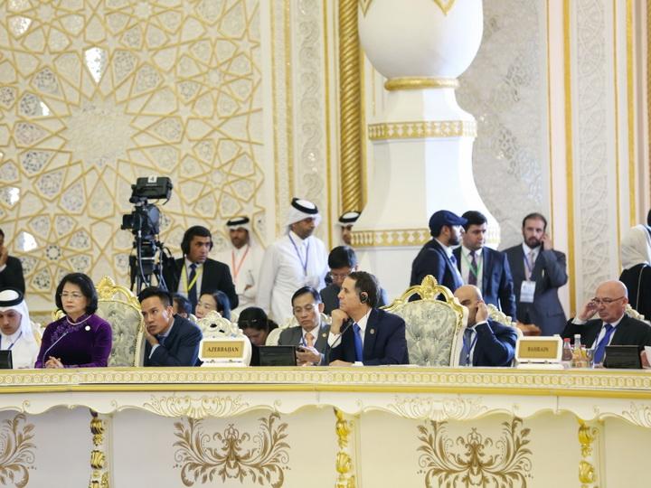 В Душанбе прошел V Саммит Совещания по взаимодействию и мерам доверия в Азии - ФОТО