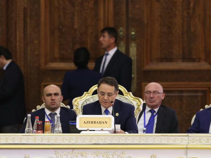 Новруз Мамедов: Армения около 30 лет удерживает под оккупацией азербайджанские территории, грубо нарушая нормы и принципы международного права - ФОТО