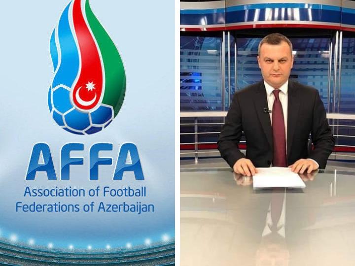 AFFA jurnalist İlkin Xəlilova təzyiq göstərilməsi xəbərinə münasibət bildirdi