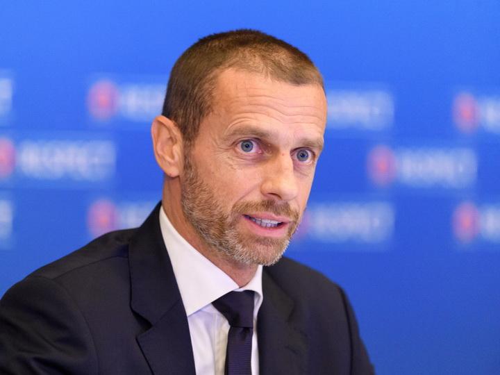 Президент УЕФА: «Если бы в Лондоне играли две азербайджанские команды, никто бы не жаловался»