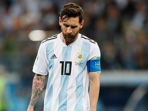 Месси: Трудно начинать Кубок Америки с поражения