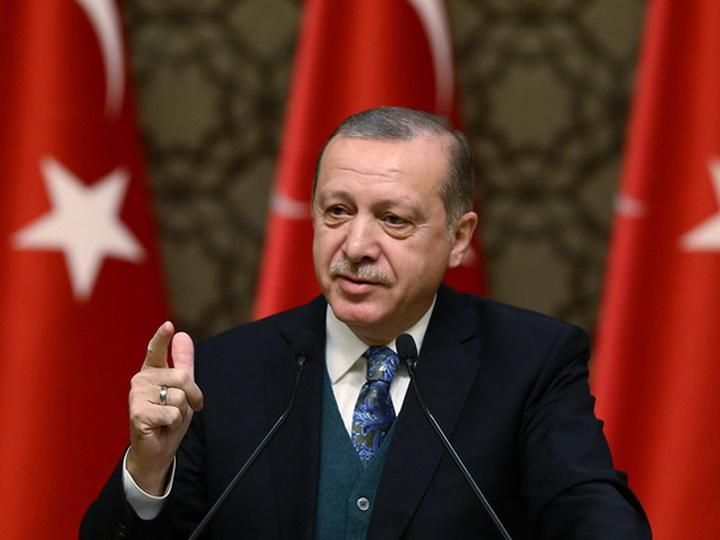 Эрдоган: Поставки С-400 в Турцию могут начаться уже в первой половине июля