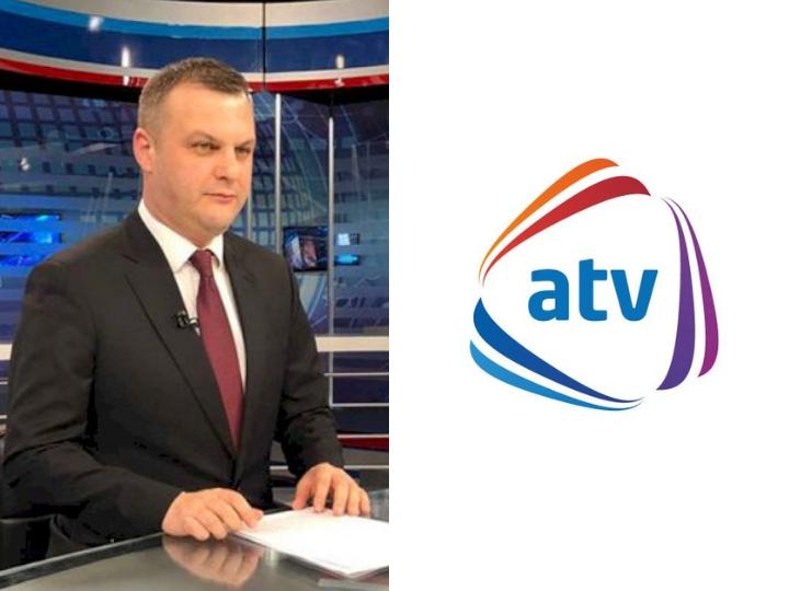 ATV telekanalının İlkin Xəlilova bağlı AÇIQLAMASI