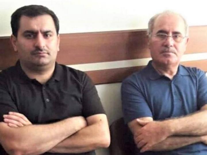 Бывший глава пресс-службы Минобороны Азербайджана отрекся от сына - ФОТО