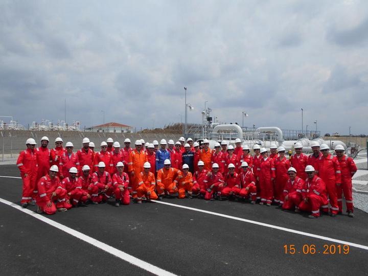 Азербайджанский газ достиг границ Европы - ФОТО