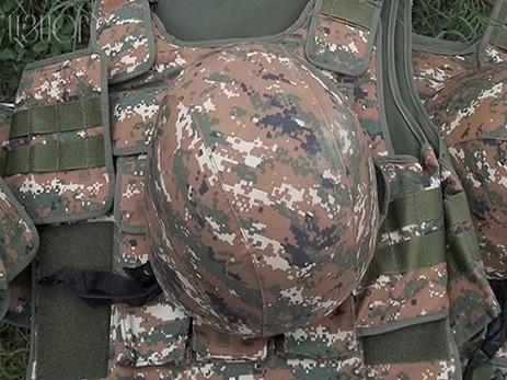 Qarabağda erməni hərbçi ölüb