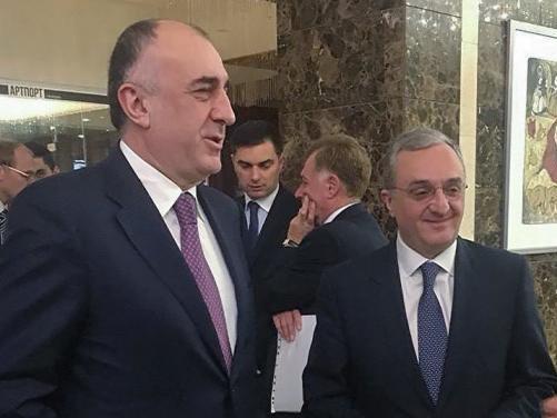 Глава МИД Армении отправился в Вашингтон на встречу с Мамедъяровым