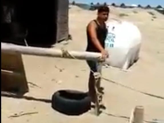 На бакинских пляжах вновь появились «рэкетиры» - ВИДЕОФАКТ