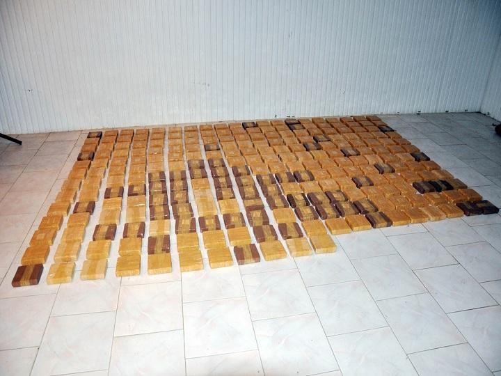 İrandan Azərbaycana 129 kiloqrama yaxın heroin keçirilməsinin qarşısı alınıb – FOTO