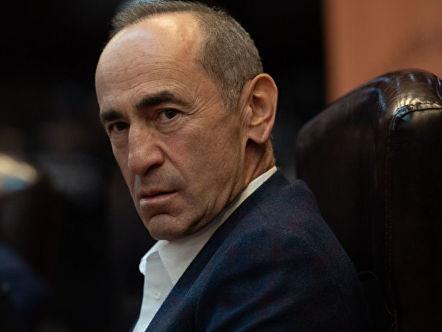 Российского посла вызвали в МИД Армении после встречи с Кочаряном