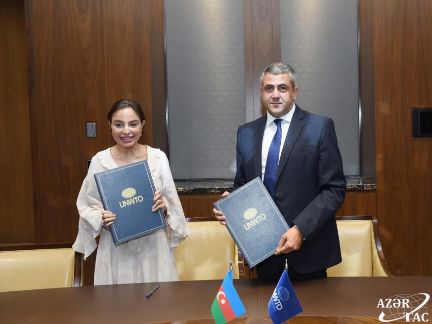 Между IDEA и Всемирной туристской организацией подписан Меморандум о взаимопонимании - ФОТО