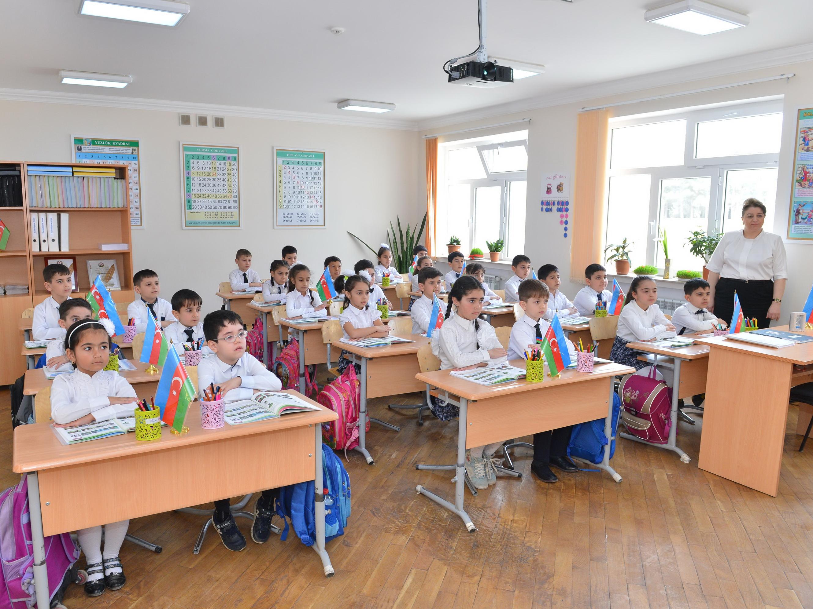 Отчет Минобразования Азербайджана о проделанной за 2018-2019 учебный год работе – ФОТО
