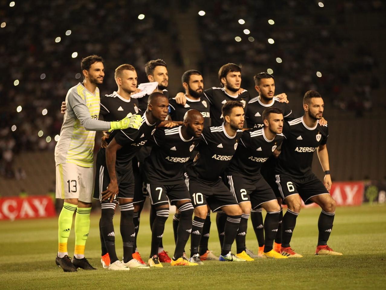 Удачный жребий для «Карабаха» во втором раунде квалификации Лиги чемпионов