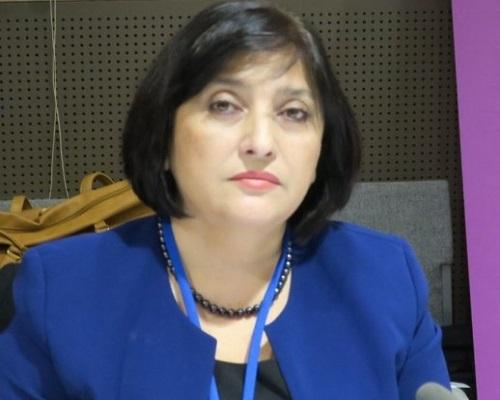 Sahibə Qafarova: Azərbaycanda əhalinin sosial müdafiəsinin gücləndirilməsi siyasəti ardıcıl xarakter daşıyır