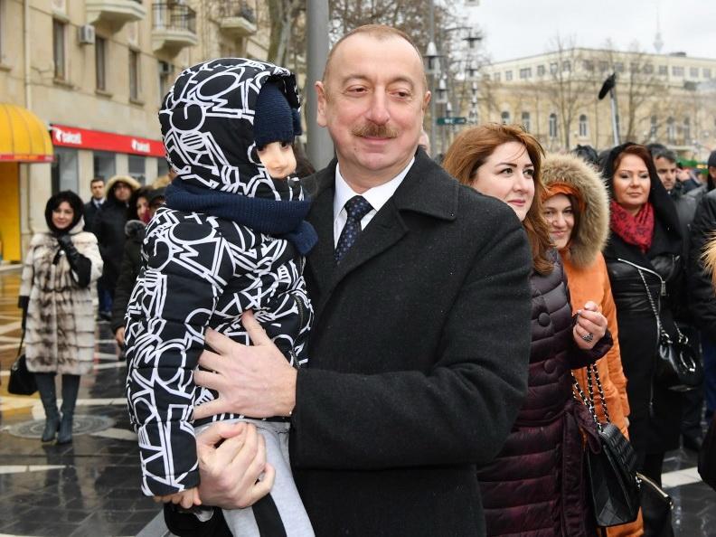 В центре революционных указов Президента Ильхама Алиева стоит забота о благосостоянии граждан