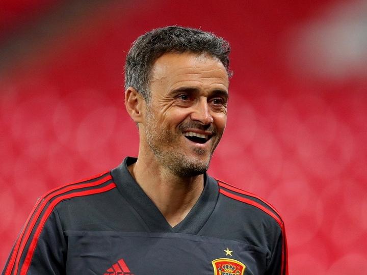 Луис Энрике покинул пост главного тренера сборной Испании