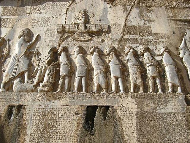 Очередная фальсификация: Бехистунская надпись и «армяне»