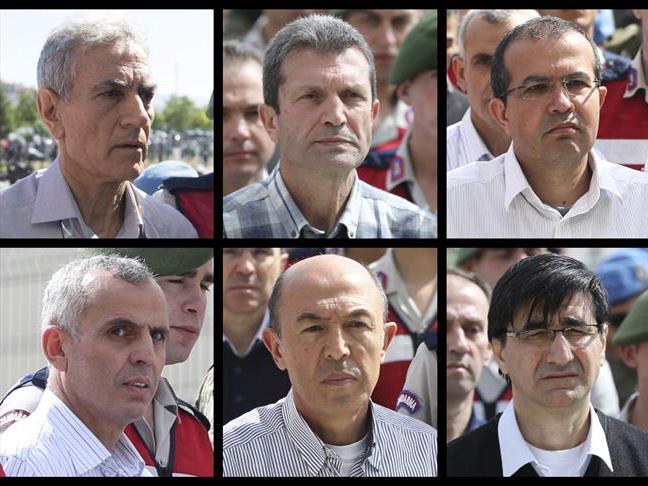 В Турции суд вынес приговор участникам путча