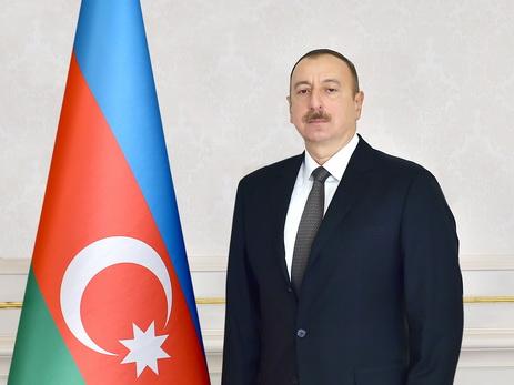 """Prezident İlham Əliyev Bolqarıstanın """"Dostluq"""" medalına layiq görülüb"""
