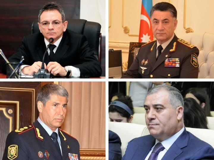 Рокировка силовиков: все новые назначения Ильхама Алиева
