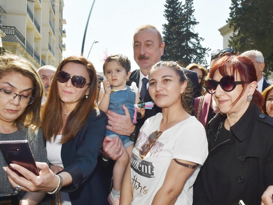 Третья волна социальных реформ в Азербайджане