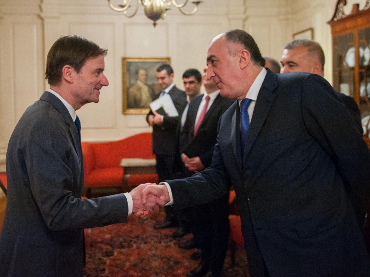 США высоко оценили поддержку Азербайджаном операций в Афганистане