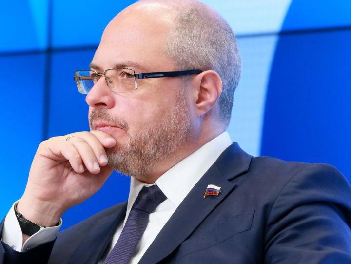 Гаврилов рассказал, почему сел в кресло председателя парламента Грузии