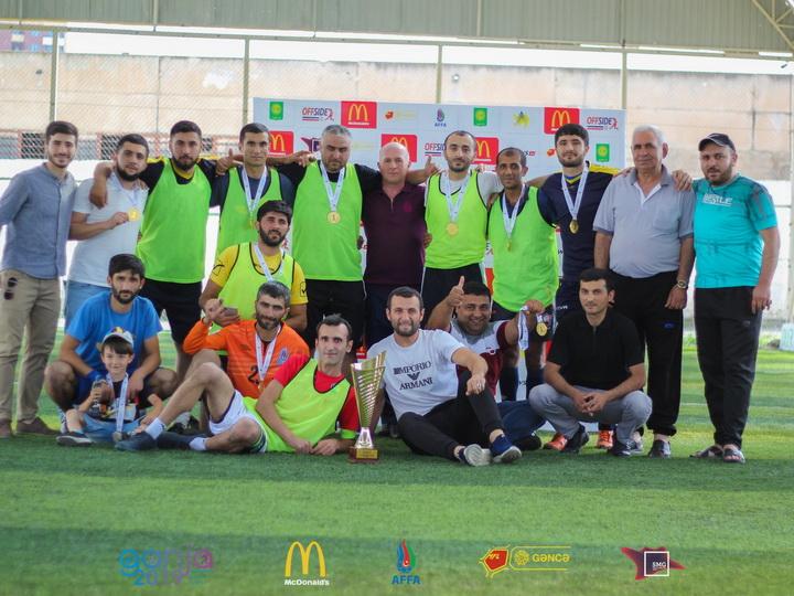 Regionlarda həvəskar futbolun dirçəlişi və ya MFL-in Gəncə Kubokunda yadda qalan məqamlar – FOTO – VİDEO