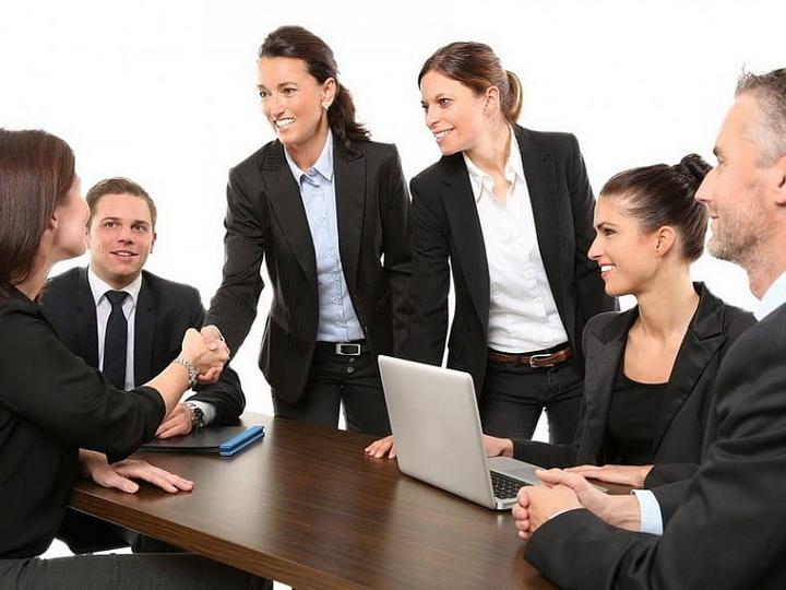 Женские группы в бизнесе