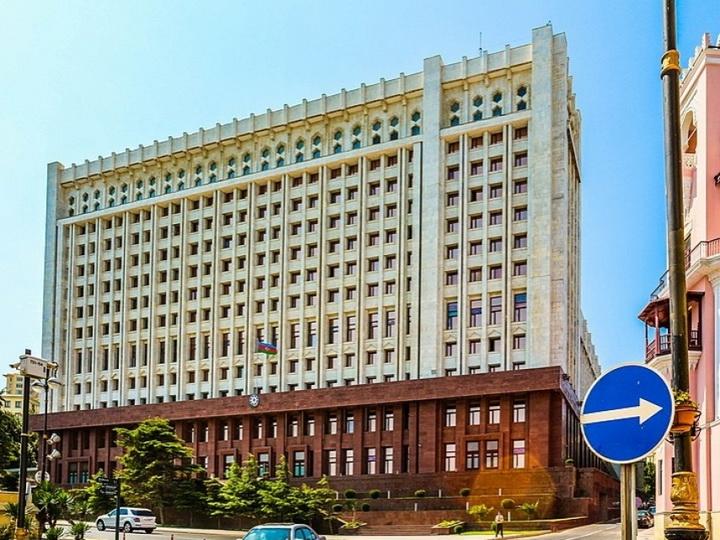 Azərbaycan Respublikası Prezidenti Administrasiyasının məlumatı