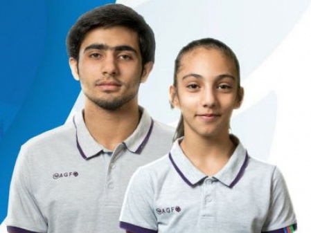 Первую медаль сборной Азербайджана на вторых Европейских играх завоевали наши акробатистки