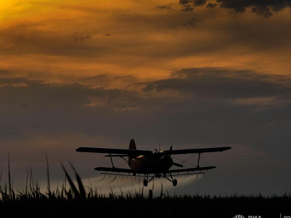 В Украине разбился самолет Ан-2