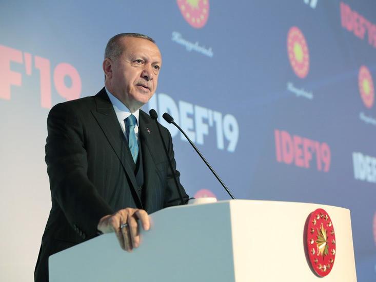 Эрдоган поздравил кандидата от оппозиции с победой на выборах мэра Стамбула