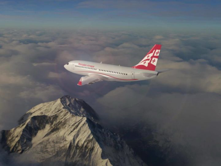 Georgian Airways предложит российским туристам альтернативный маршрут через Армению