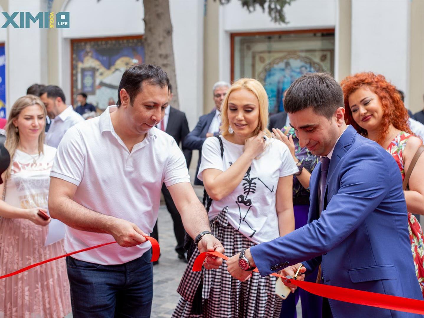 В Баку прошло грандиозное открытие «XİMİ Vogue» – ФОТО – ВИДЕО