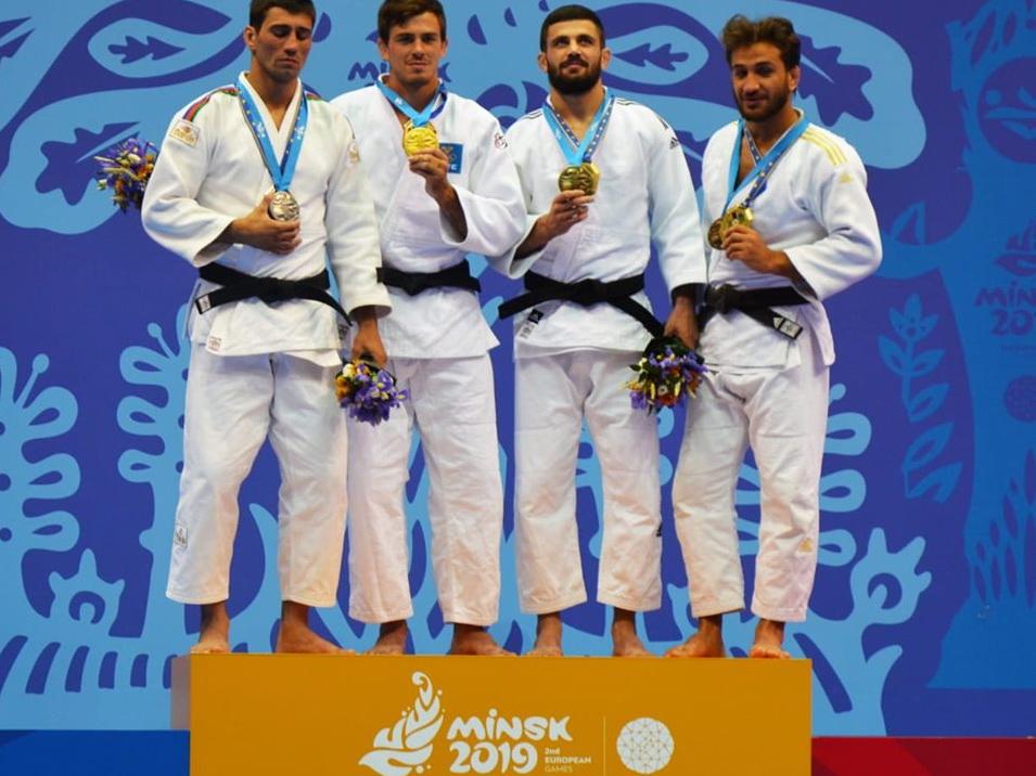 Пока без золота: Азербайджан продолжает выступление на Вторых Европейских играх – ФОТО