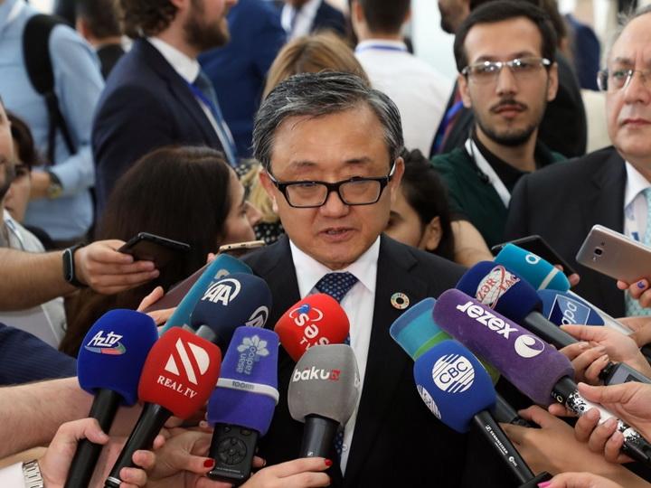 Заместитель генсека ООН: Модель ASAN xidmət является прекрасным примером для других стран
