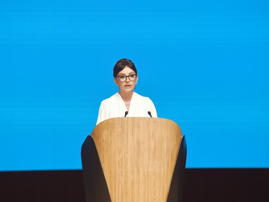 Мехрибан Алиева приняла участие в открытии Форума государственных служб ООН - ФОТО