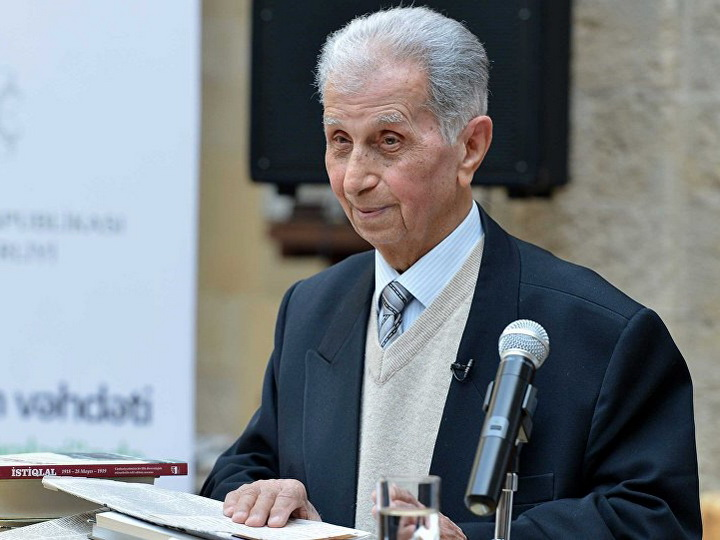 Скончался известный исследователь Ширмамед Гусейнов