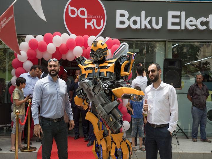 """""""Baku Electronics"""" Lənkəranda – FOTO"""