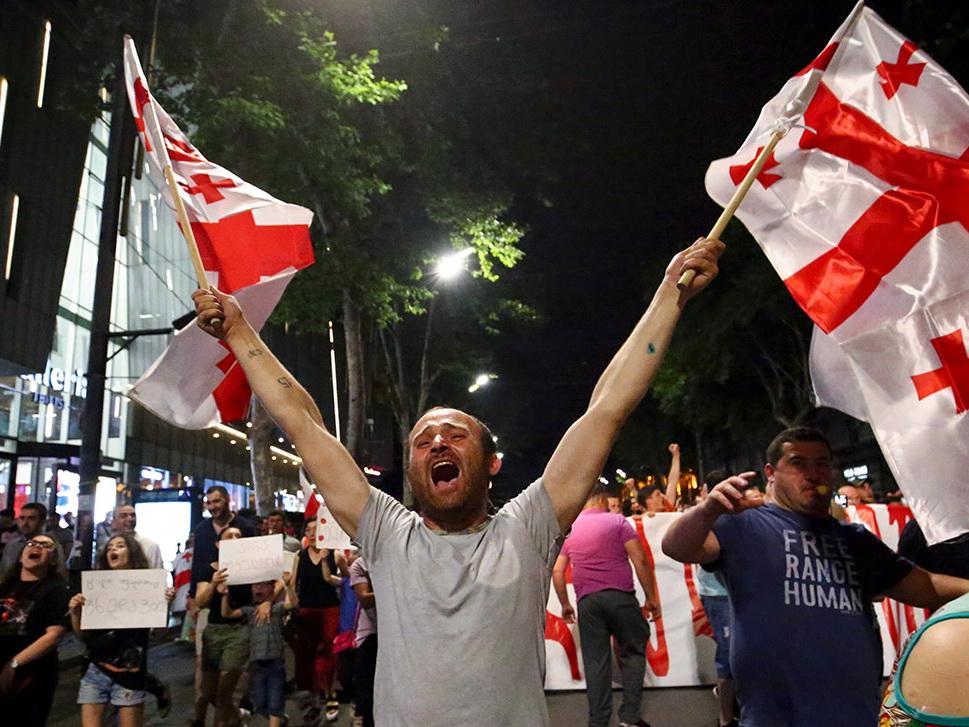 «Грузинская мечта» пошла на уступки оппозиции