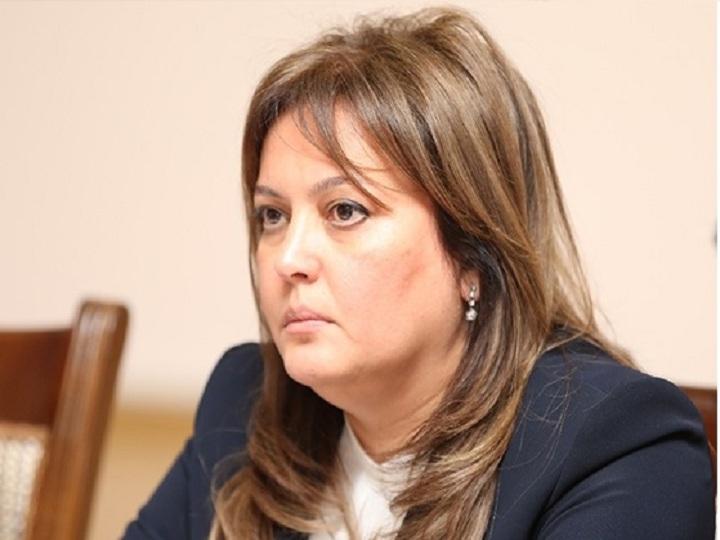 Umayra Tağıyeva: İki gün əvvəl iyun ayı üçün sutkalıq maksimum göstərici yeniləndi