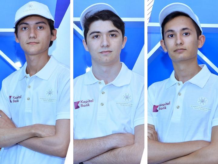 «Первые из первых»: Сильнейшие ученики Азербайджана о том, как им удалось победить – ФОТО