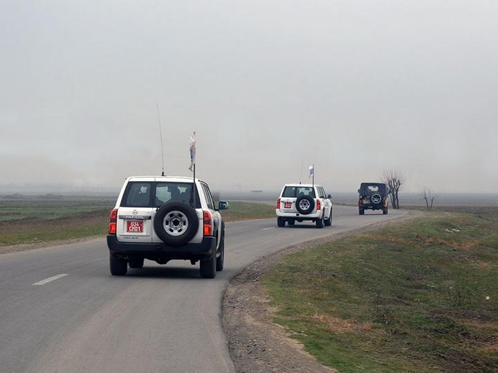 Мониторинг ОБСЕ завершился без инцидентов