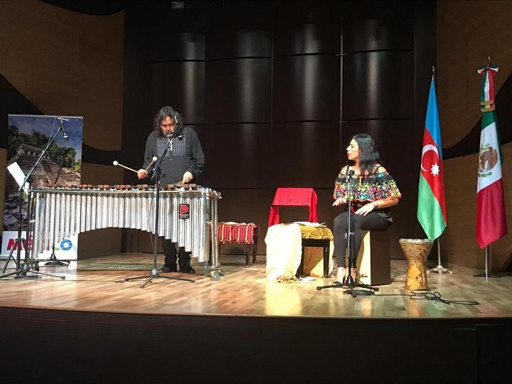 Meksikalı musiqiçilər Azərbaycan tamaşaçılarının zövqunu oxşayıb - FOTO